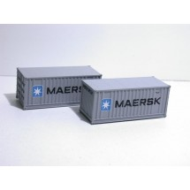 Maersk containere