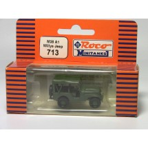 Roco 713 Willys Jeep